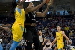 Gallery WNBA; Chicago Sky 94 vs. New York Liberty 97 (3)