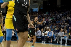 Gallery WNBA; Chicago Sky 94 vs. New York Liberty 97 (4)
