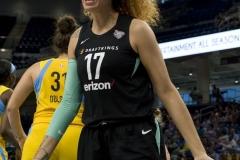 Gallery WNBA; Chicago Sky 94 vs. New York Liberty 97 (5)