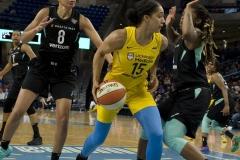 Gallery WNBA; Chicago Sky 94 vs. New York Liberty 97 (7)