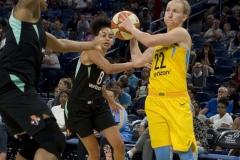 Gallery WNBA; Chicago Sky 94 vs. New York Liberty 97 (8)
