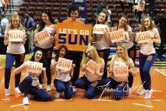 WNBA Connecticut Sun 101 vs. Las Vegas Aces 65 (1)