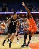 WNBA Connecticut Sun 101 vs. Las Vegas Aces 65 (12)