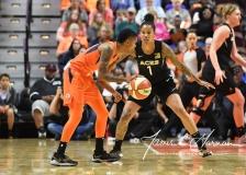 WNBA Connecticut Sun 101 vs. Las Vegas Aces 65 (13)