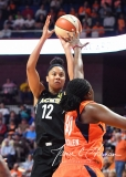 WNBA Connecticut Sun 101 vs. Las Vegas Aces 65 (14)