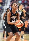 WNBA Connecticut Sun 101 vs. Las Vegas Aces 65 (15)