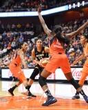 WNBA Connecticut Sun 101 vs. Las Vegas Aces 65 (16)