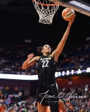 WNBA Connecticut Sun 101 vs. Las Vegas Aces 65 (17)