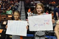 WNBA Connecticut Sun 101 vs. Las Vegas Aces 65 (2)