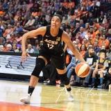 WNBA Connecticut Sun 101 vs. Las Vegas Aces 65 (25)
