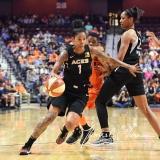 WNBA Connecticut Sun 101 vs. Las Vegas Aces 65 (26)