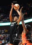 WNBA Connecticut Sun 101 vs. Las Vegas Aces 65 (27)