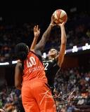 WNBA Connecticut Sun 101 vs. Las Vegas Aces 65 (32)