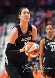 WNBA Connecticut Sun 101 vs. Las Vegas Aces 65 (34)