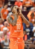WNBA Connecticut Sun 101 vs. Las Vegas Aces 65 (39)