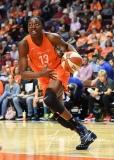 WNBA Connecticut Sun 101 vs. Las Vegas Aces 65 (40)