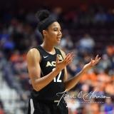 WNBA Connecticut Sun 101 vs. Las Vegas Aces 65 (41)