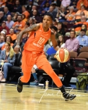 WNBA Connecticut Sun 101 vs. Las Vegas Aces 65 (45)