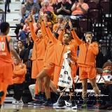 WNBA Connecticut Sun 101 vs. Las Vegas Aces 65 (46)