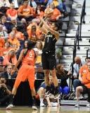 WNBA Connecticut Sun 101 vs. Las Vegas Aces 65 (47)