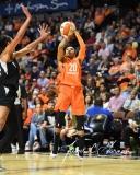 WNBA Connecticut Sun 101 vs. Las Vegas Aces 65 (50)