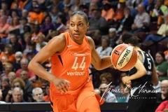 WNBA Connecticut Sun 101 vs. Las Vegas Aces 65 (51)