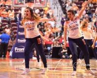WNBA Connecticut Sun 101 vs. Las Vegas Aces 65 (53)