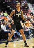 WNBA Connecticut Sun 101 vs. Las Vegas Aces 65 (56)