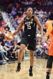 WNBA Connecticut Sun 101 vs. Las Vegas Aces 65 (57)