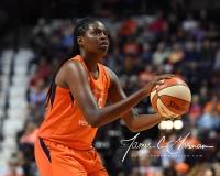 WNBA Connecticut Sun 101 vs. Las Vegas Aces 65 (58)