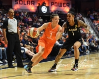 WNBA Connecticut Sun 101 vs. Las Vegas Aces 65 (60)