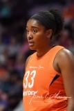 WNBA Connecticut Sun 101 vs. Las Vegas Aces 65 (61)
