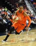 WNBA Connecticut Sun 101 vs. Las Vegas Aces 65 (62)
