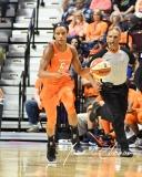 WNBA Connecticut Sun 101 vs. Las Vegas Aces 65 (67)