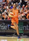 WNBA Connecticut Sun 101 vs. Las Vegas Aces 65 (69)