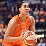 WNBA Connecticut Sun 101 vs. Las Vegas Aces 65 (70)