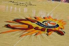 WNBA Connecticut Sun 107 vs Dallas Wings 74 (1)
