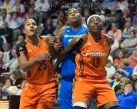 WNBA Connecticut Sun 107 vs Dallas Wings 74 (14)