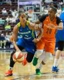 WNBA Connecticut Sun 107 vs Dallas Wings 74 (16)
