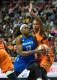WNBA Connecticut Sun 107 vs Dallas Wings 74 (17)