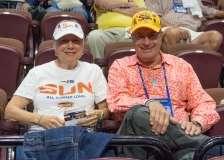 WNBA Connecticut Sun 107 vs Dallas Wings 74 (2)