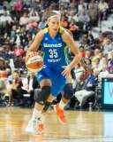 WNBA Connecticut Sun 107 vs Dallas Wings 74 (20)