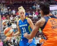 WNBA Connecticut Sun 107 vs Dallas Wings 74 (22)