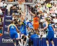 WNBA Connecticut Sun 107 vs Dallas Wings 74 (23)