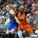 WNBA Connecticut Sun 107 vs Dallas Wings 74 (28)