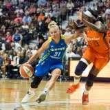 WNBA Connecticut Sun 107 vs Dallas Wings 74 (36)