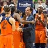 WNBA Connecticut Sun 107 vs Dallas Wings 74 (38)