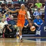WNBA Connecticut Sun 107 vs Dallas Wings 74 (43)