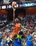 WNBA Connecticut Sun 107 vs Dallas Wings 74 (45)