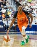 WNBA Connecticut Sun 107 vs Dallas Wings 74 (46)